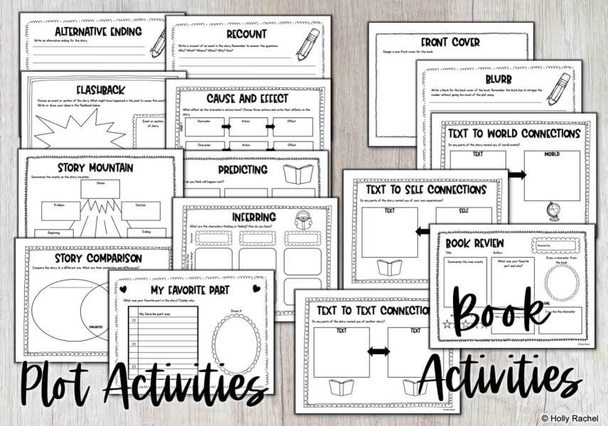 plot activities