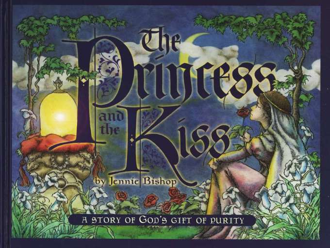 The Princess and the Kiss by Jennie Bishop