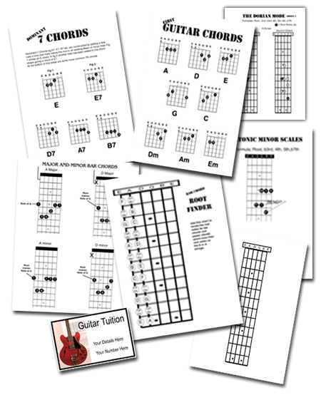 How to start teaching guitar with resources that will last