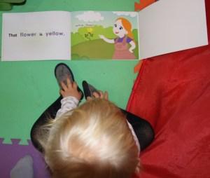 Wczesna nauka czytania