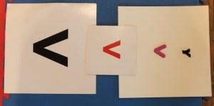Znaki matematyczne