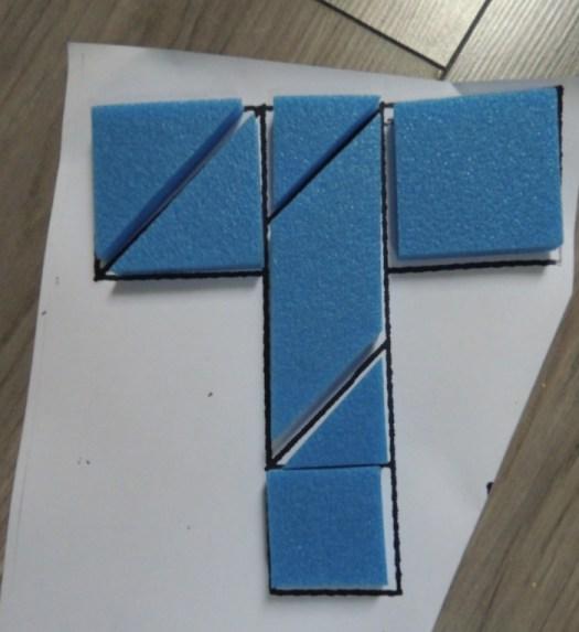 Szablony tangramów