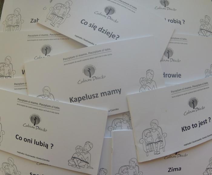 Idealne książki do czytania globalnego w języku polskim (Maja skończyła 23 miesiące)