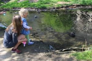 Z dzieckiem w zoo