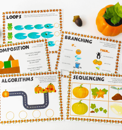 Themed Coding Worksheets for Kindergarten and Primary Students - Teach Your  Kids Code [ 804 x 1024 Pixel ]
