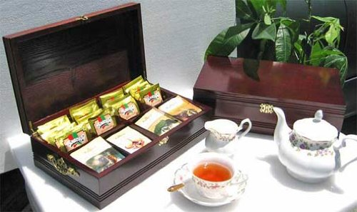 Beautifully crafted Tea Chest Cabinet, Solid Wood, with closure