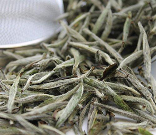 Organic White Silver Needle Tea – Bai Hao Yinzhen By Tealux – 4oz