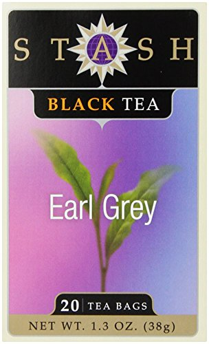 Stash Earl Grey Black Tea, 20 Tea Bags