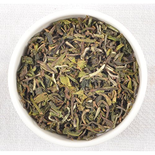 Darjeeling Classic Spring Black Tea, Mellow & Floral,  First Flush  Loose Leaf, Fresh 2015 Harvest, Direct From India, 3.53oz/100g (Makes 35-40 Cups)