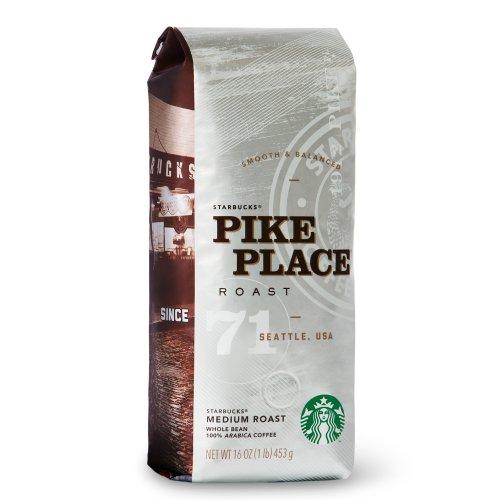 Starbucks Pike Place® Roast, Ground Coffee (12oz)