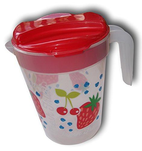 1 X Summer Time Gallon Pitcher – Fresh Fruit & Berries