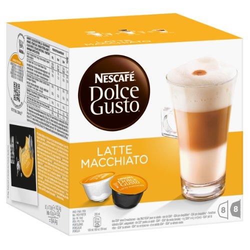 Nescafe Dolce Gusto Latte Macchiato Kaps.