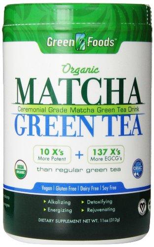 Green Foods Matcha Green Tea, 11 Ounce