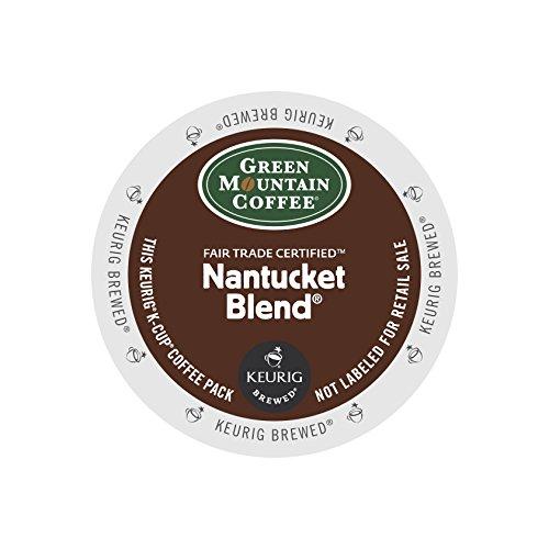 Green Mountain Coffee Nantucket Blend, Keurig K-Cups, 72 count