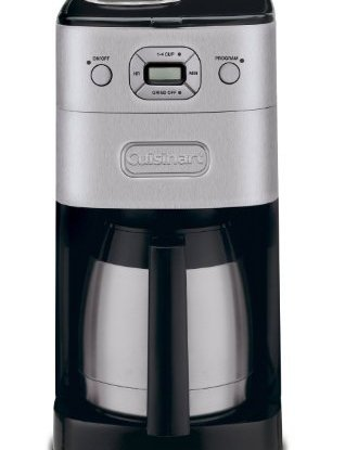 Cuisinart Dgb 650bcfr 10 Cup Grind And Brew Thermal