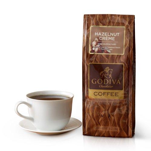 Godiva Chocolatier, Hazelnut Creme Coffee