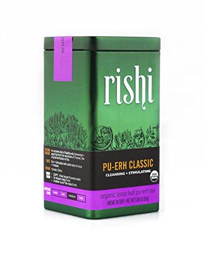 Rishi Tea Pu-erh Classic, 3 Ounce