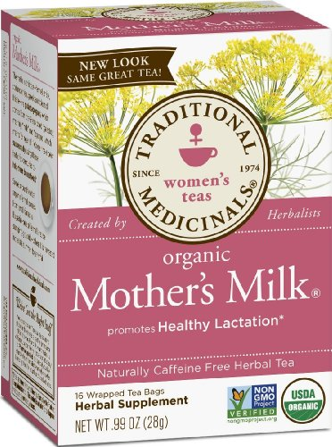 Traditional Medicinals Organic Mother's Milk 16 Ct (3 Pack)