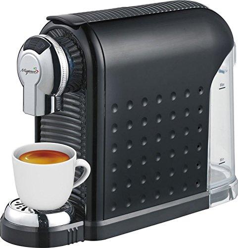 Espresso Machine – 20 Bonus Nespresso Compatible Capsules – By Mixpresso (Black)