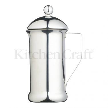 le'Xpress 8 Cup Coffee Cafetiere – Single Wall