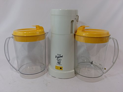 3 Quart Iced Tea Maker By Mr. Coffee