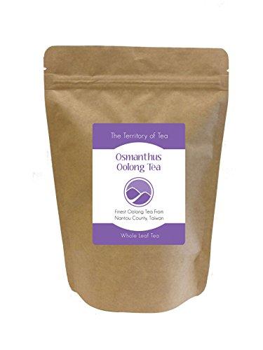 The Territory of Tea High Mountain Osmanthus Oolong (4 oz)