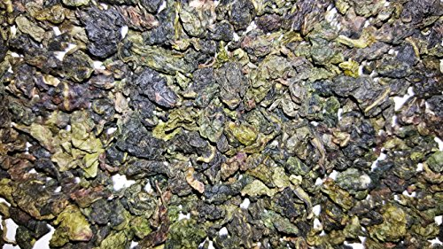 Luxury Organic Ti Kuanyin Slimming Oolong Loose Leaf Tea. (Original Product #B00BJVIZ6K) A refreshing tea with slimming benefits. This oolong tea is the highest quality of the oolongs. A bit pricy, but the taste and flavor is well worth it for the slimming properties. Floral-like orchid notes with a smooth and haunting finish. An excellent tea which has no calories when consumed without milk or sugar. Ingredients From: China Region(s): Fujian Province Shipping Port(s): Fuzhou Grade(s): Ti Kuan Yin Special Growing Altitudes: 1500 – 4900 feet above sea level Manufacture Type(s): Semi fermented, Traditional process, Small batch crafted and formed.. Excellent diet tea, organic diet tea, diet oolong tea, slimming tea, skinny girl type tea, dieters tea, oolong tea