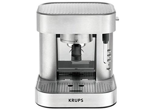 Krups XP602550 Definitive Series Stainless Steel Automatic Pump Espresso Maker