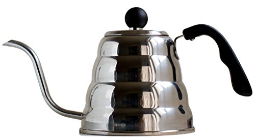Pour Over Coffee Drip Kettle – Gooseneck Coffee Maker Pot – Brew Coffee or Tea