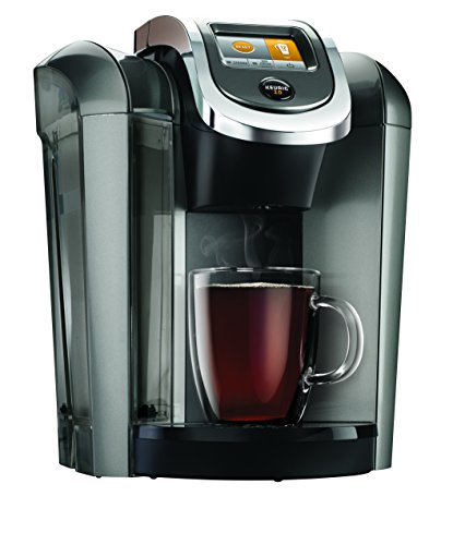 Keurig 119307 K575 Coffee Maker, Platinum