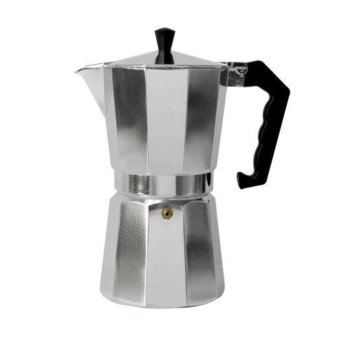 Primula Aluminum 3-Cup Stovetop Espresso Coffee Maker
