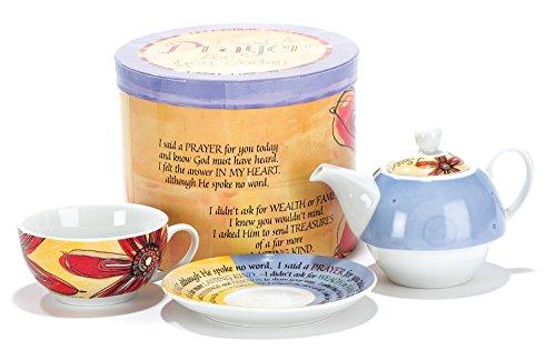 Tea Set For One – I Said a Prayer For You Today