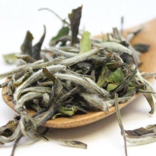 Organic Imperial White Peony Pai Mu Tan White Tea – 3.5oz