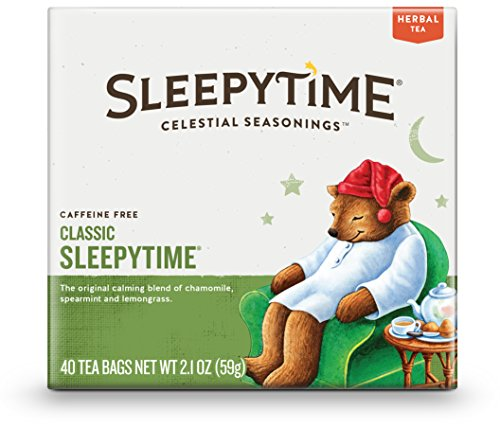 Celestial Seasonings Sleepytime Tea, 40 Count