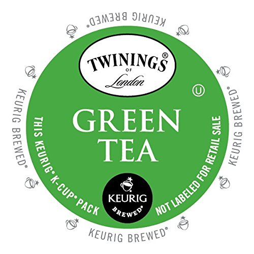 Twinings Green Tea K-Cups, 24 Count
