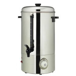 Magic Mill MUR100 Stainless Steel Hot Water Urn – 100 Cups