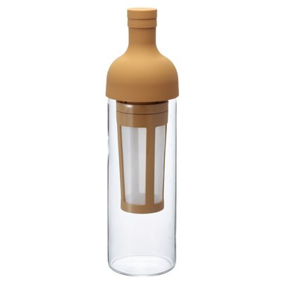 Hario Filter-In Wine-Bottle-Shaped Cold Brewer 650ml (Mocha)