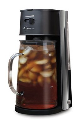 Capresso Iced Tea Maker -Black