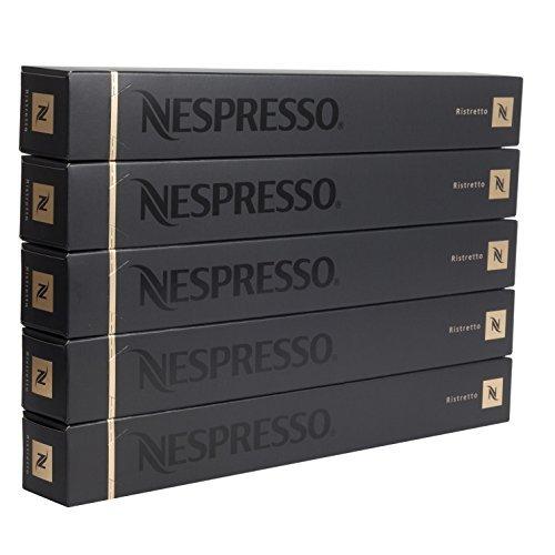 Nespresso OriginalLine: Ristretto, 50 Count