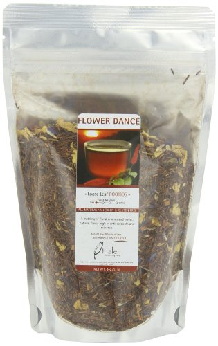 Hale Tea Rooibos, Flower Dance, 4-Ounce