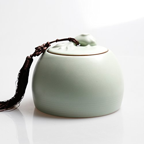 Ruyao Goldfish Tea Caddy