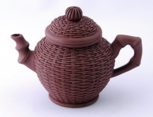 New Basket Teapot