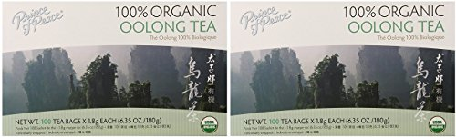 Prince of Peace Oolong Tea, 2 Count