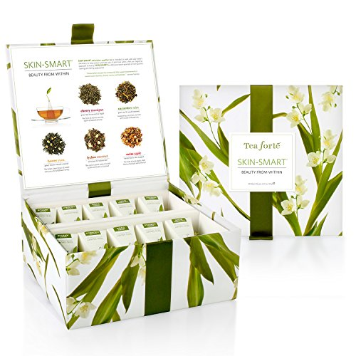 Tea Forté® Skin Smart Tea Chest Collection