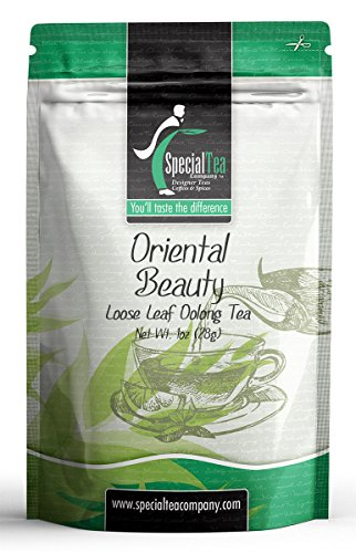 Special Tea Loose Tea Sample Pack, Oriental Beauty, 1 Ounce