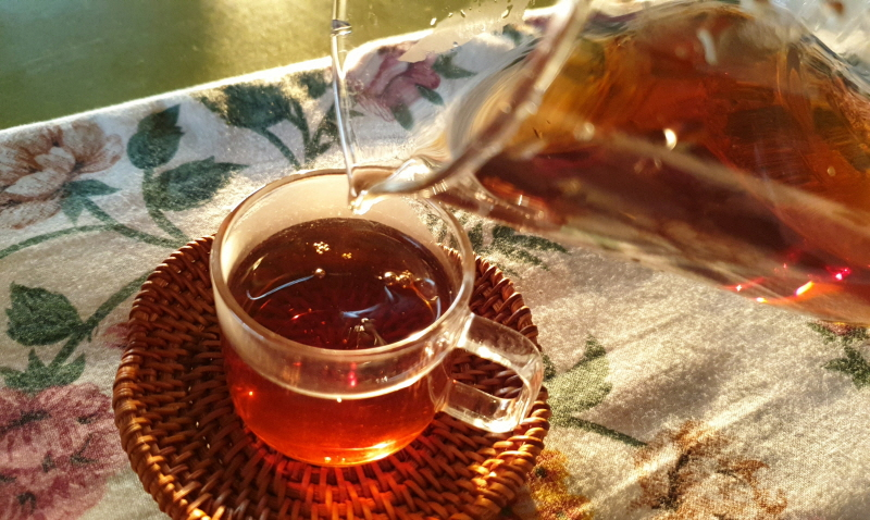Teas for Breathing, Lung Cleanse, and Your Overall Respiratory System Dark Tea