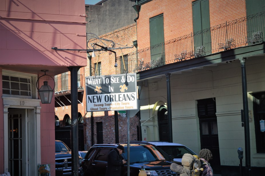 things to see in New Orleans