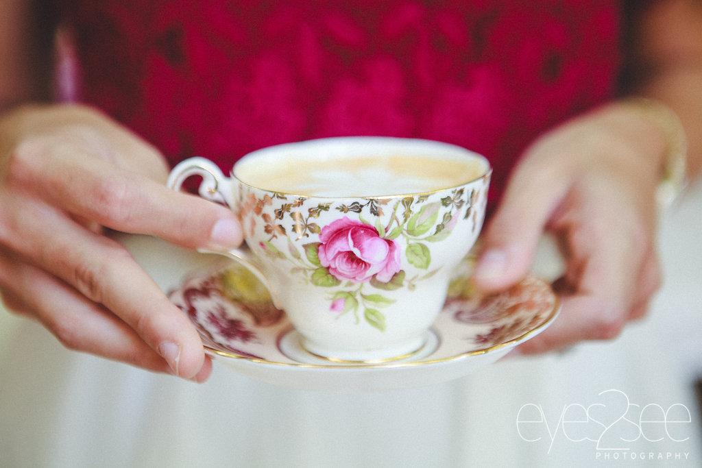 ladies tea party