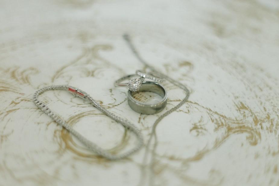 wedding jewelry display ideas