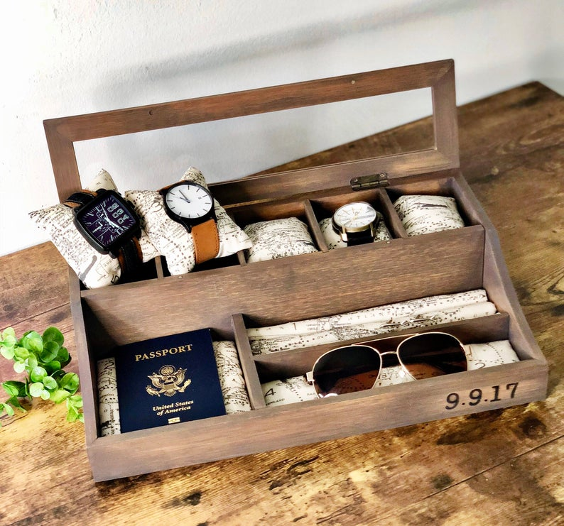 Father's Day Gift for dads who love to collect
